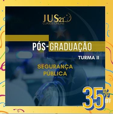 Promoção de Carnaval Jus21: 35% de desconto em todos os cursos!