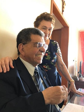 Idoso de 82 anos se forma em Direito durante pandemia