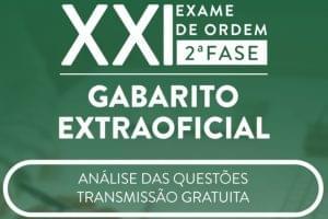 gabarito extraoficial exame de ordem