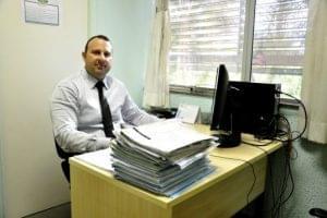 Defensor Público recém-empossado dá exemplo de superação