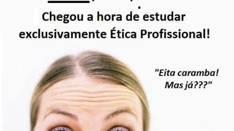estudar Ética Profissional