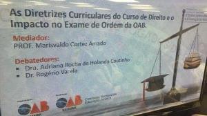 O futuro da prova da OAB: as novas disciplinas do Exame de Ordem