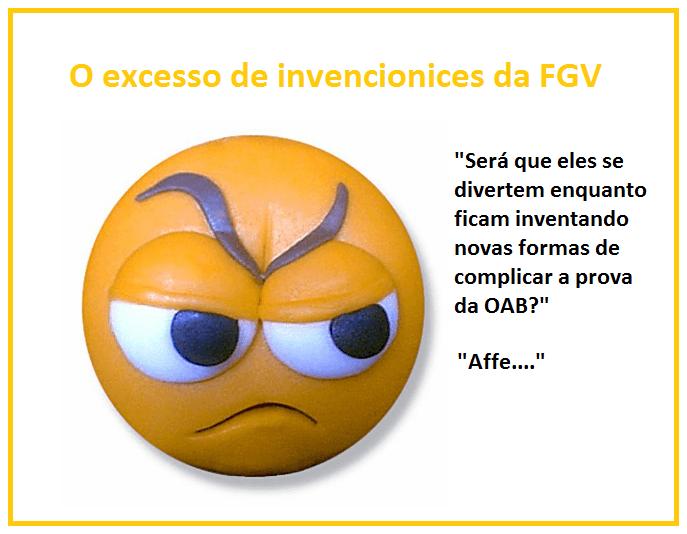 O excesso de invencionices da FGV