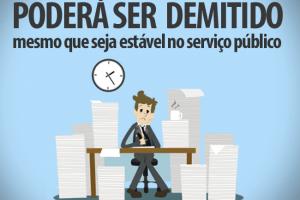Projeto institui perda de cargo de servidor por mau desempenho