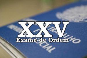 Reforma trabalhista será cobrada no XXV Exame de Ordem