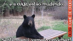 A prova da OAB mudou