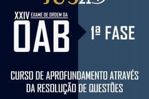Curso para OAB de Resolução de Questões