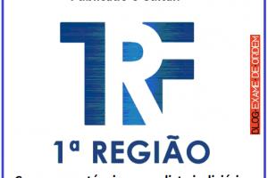 Publicado o edital do concurso para o TRF-1