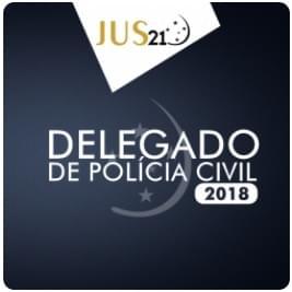 Curso Delegado Polícia Civil 2018
