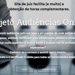 Audiências Online