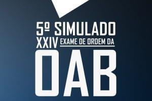 Simulado para o XXIV Exame de Ordem