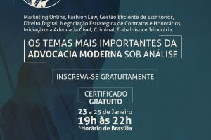 Congresso Online Jovem Advocacia 3.0
