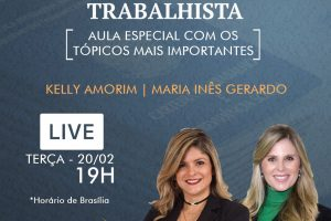 Reforma Trabalhista: Aula especial ao vivo e gratuita!
