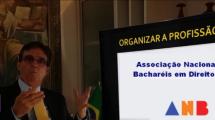 Associação diz ao STF que poder da OAB contribui para o desemprego dos bacharéis