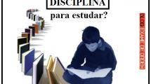 Como desenvolver disciplina para estudar?
